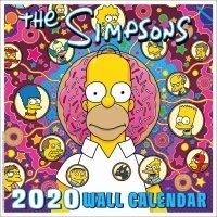 [Zestaw] The Simpsons Simpsonowie - Kalendarz + Plakat