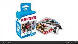 Gra Karciana Transformers Cartamundi Shuffle