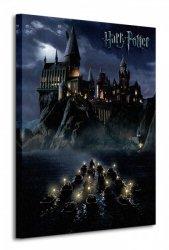 Harry Potter (Hogwarts School) - Obraz na płótnie