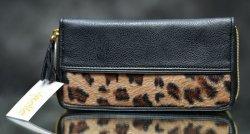 PS81 Leopard Portfel Damski Panterka