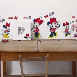 Naklejki Myszka Minnie Disney