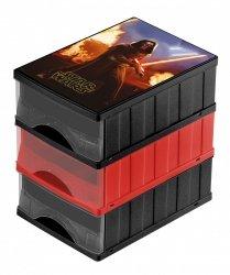Pojemnik z szufladami Star Wars organizer