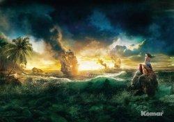 Fototapeta Piraci z Karaibów