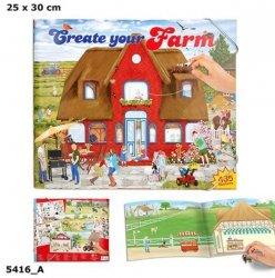 Szkicownik Farma Funny Farm 5416