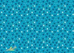 Tapeta Gwiazdki Gwiazdy Niebieska Djeco