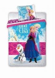Pościel Kraina Lodu Frozen Olaf Disney 160x200cm
