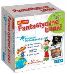 Fantastyczne bańki - zabawki naukowe