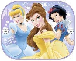 Zasłonki przeciwsłoneczne Księżniczki - Disney 2 szt