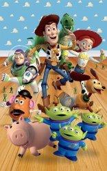 Tapeta fototapeta Toy Story