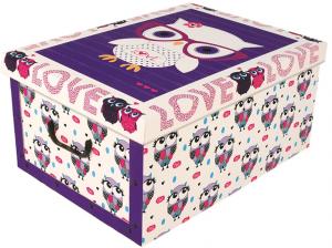 Pudełko SOWY 24x37x51cm