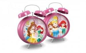 Budzik stojący zegar Disney Princess - Księżniczki