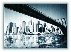 Nowy Jork New York - Obraz na płótnie