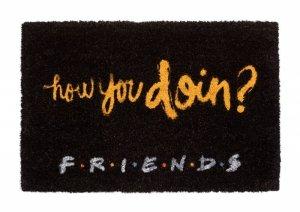 Przyjaciele Friends How You Doin'? - wycieraczka