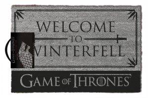 Gra o Tron Welcome to Winterfell - wycieraczka