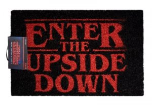 Stranger Things Enter The Upside Down - wycieraczka