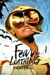 Las Vegas Parano - Johnny Depp - plakat