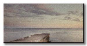 Looking to the Horizon - Obraz na płótnie