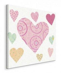Lots of Love - Obraz na płótnie