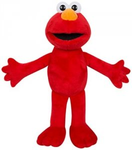 Maskotka Elmo Ulica Sezamkowa 25cm