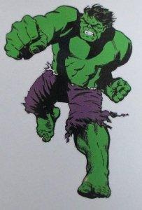 Duża naklejka Marvel HULK - naklejki