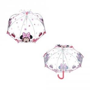 Parasolka Myszka Mini przezroczysta Minnie Mouse Disney