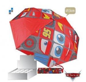 Parasolka składana Auta - Cars Dsiney Pixar