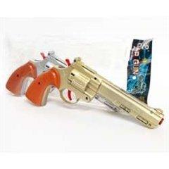 Pistolet NA SPŁONKĘ rewolwer na kapiszony TG218105