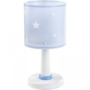 Lampka Nocna SWEET DREAMS Blue Gwiazdki stojąca na szafkę