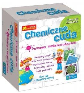 Chemiczne cuda - zabawki naukowe