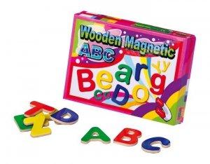 Magnesy Alfabet Literki magnetyczne