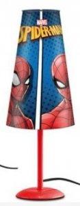 Lampka nocna SpiderMan na szafkę