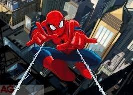 Fototapeta SpiderMan 160x110cm Spider-Man