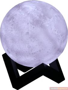 Lampka nocna Księżyc MOON