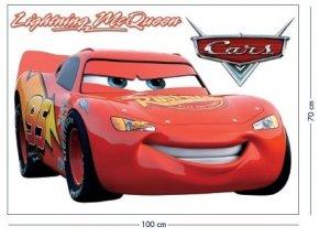 Duża naklejka CARS