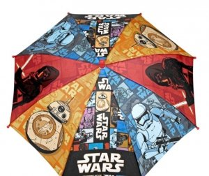 Parasolka Star Wars Gwiezdne Wojny parasol kolor