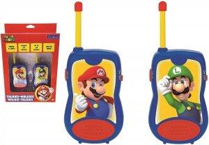 Walkie-talkie Super Mario Nintendo 120m