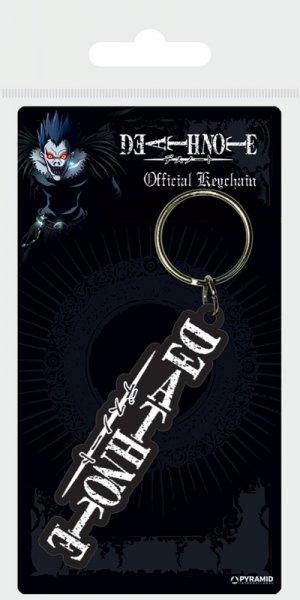 Death Note Logo - brelok