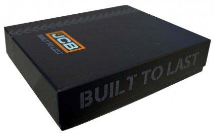 047170989060d Elegancki portfel męski skóra naturalna RFID JCB53 - Portfele