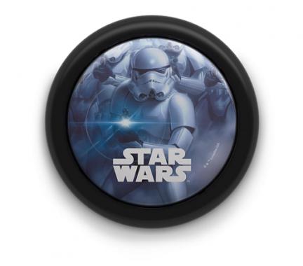 Lampka Push Star Wars Gwiezdne Wojny Philips LED NA BATERIE 1X0.03W 3V