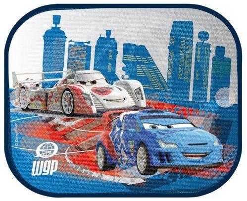 Zasłonki przeciwsłoneczne AUTA CARS MQ