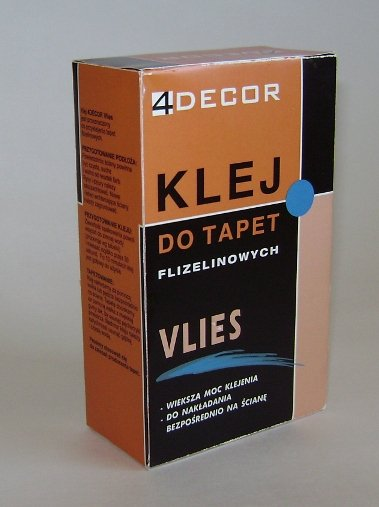 Klej do tapet na Flizelinie Decor Viles 120g
