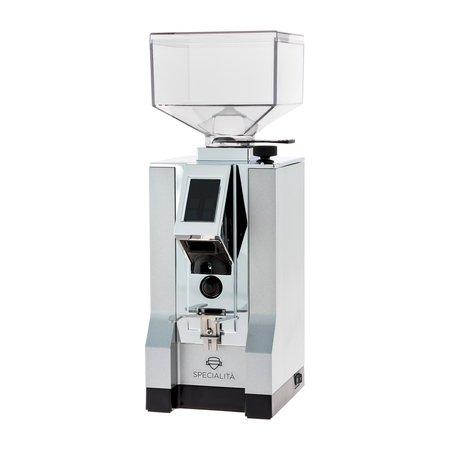 Eureka Mignon Specialita Grey - Młynek automatyczny - Jasnoszary