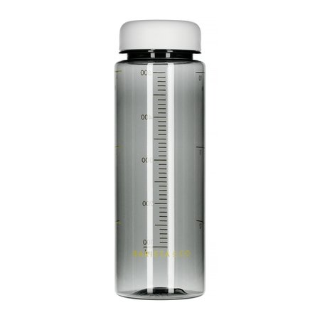 Barista & Co - Timer Measure Water Bottle White - Butelka