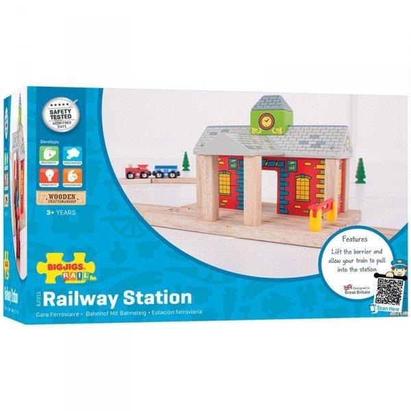 Stacja Dworzec kolejowy