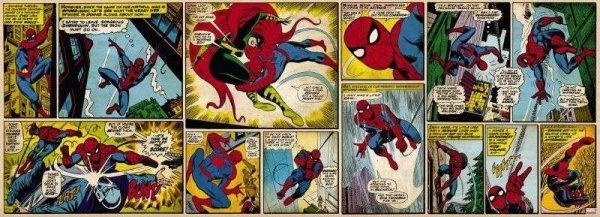 Fototapeta Spider-Man Comics