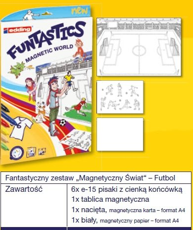 Funtastics Magnetic World stadion