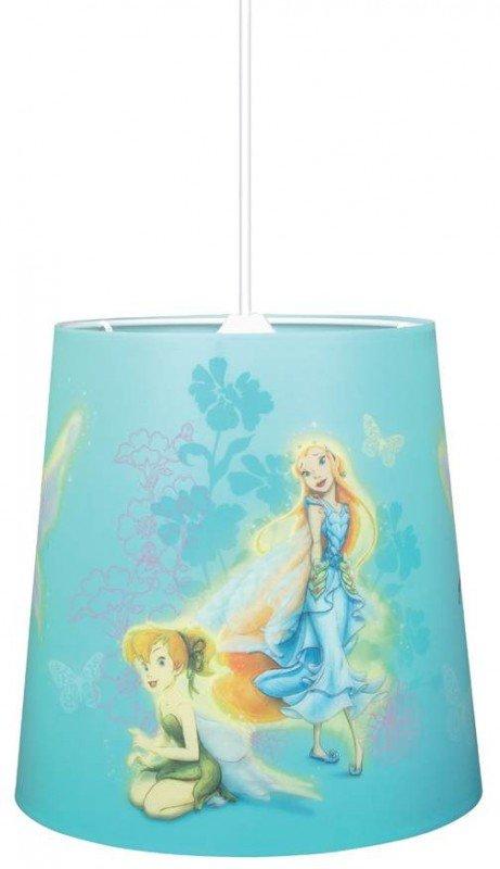 Lampa wisząca Disney Fairies Dzwoneczek