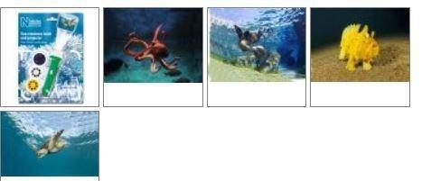 Latarka - projektor Sea Creatures