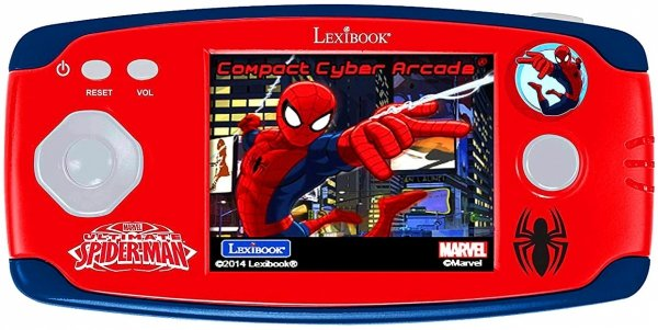 Przenośna konsola SpiderMan 150 gier