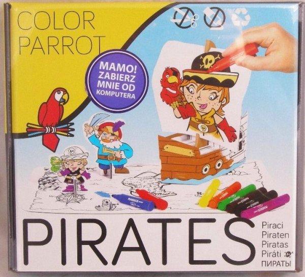 Zestaw kreatywny Statek Pirata